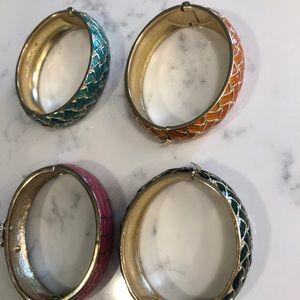Lily Pulitzer bracelet set